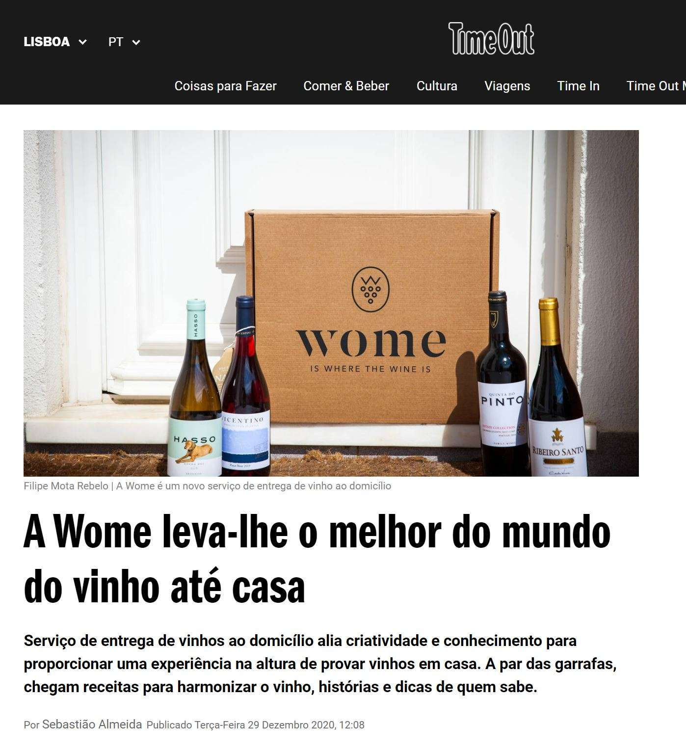 Clipping Timeout Womebox