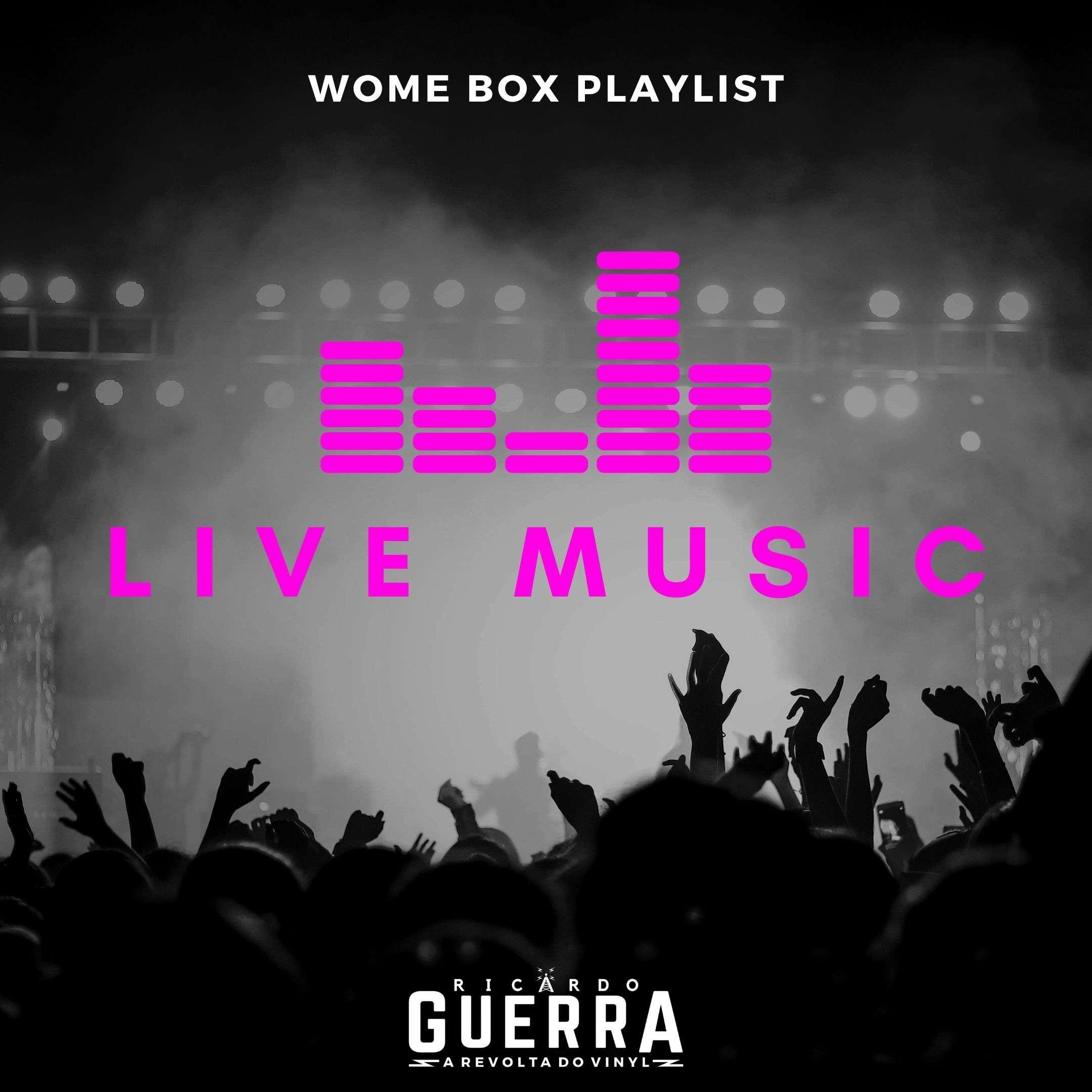 Playlist Live Music
