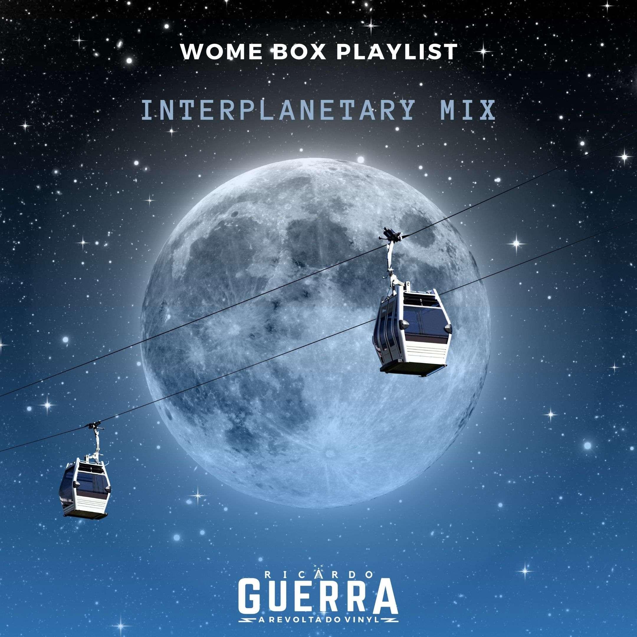 WOME BOX playlist misturada pelo Ricardo Guerra para o Spotify